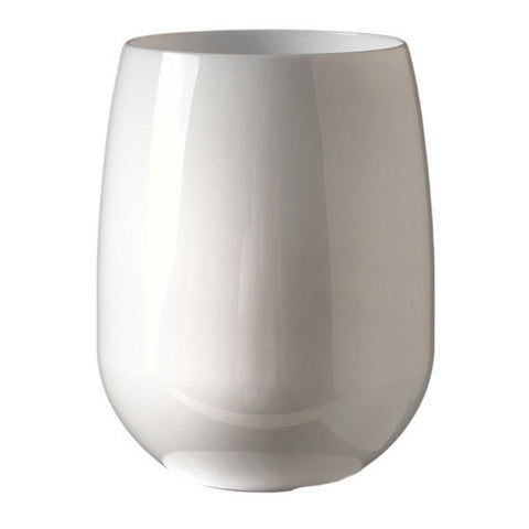 Unbreakable White Wine Glass