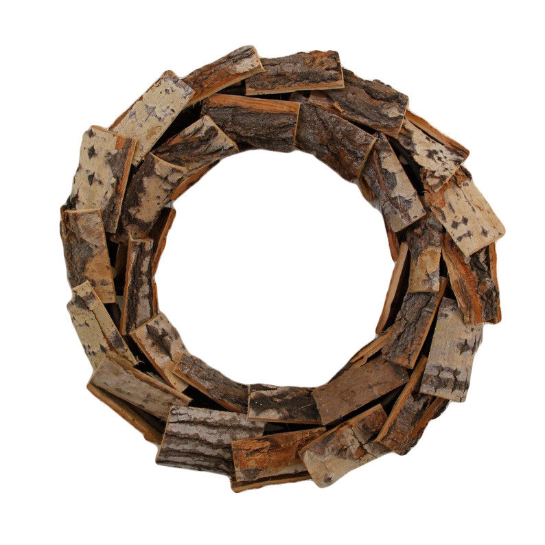 Woodman Wreath