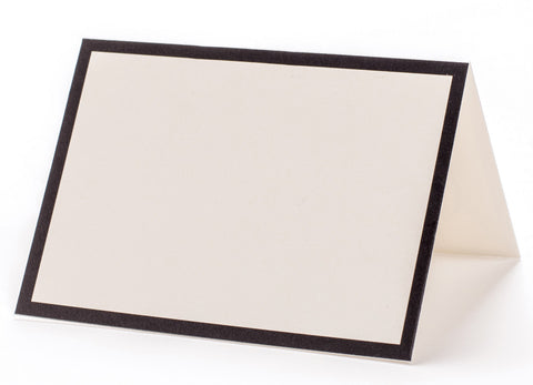 Black Frame Placecards