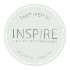 Inspire Wedding badge