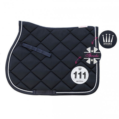Spooks Jump Competition Saddle Pad