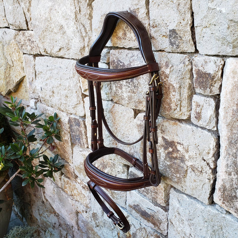 LWE Taper Bridle with Flash