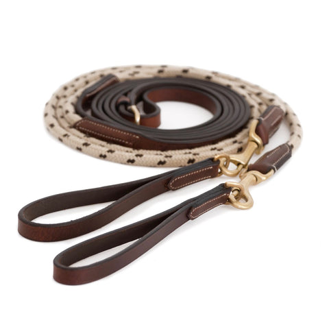 Jacson Rope Draw Reins
