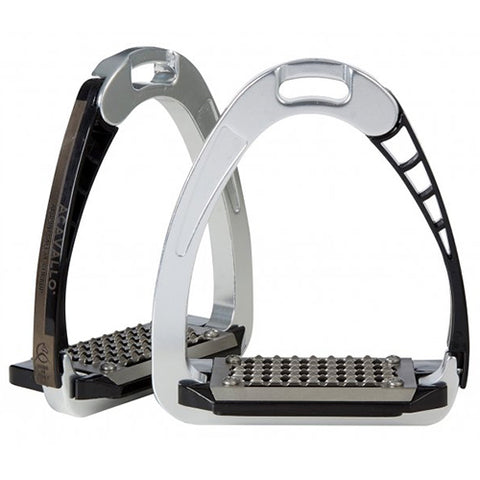 Arena Safety Stirrup Aluminium Silver