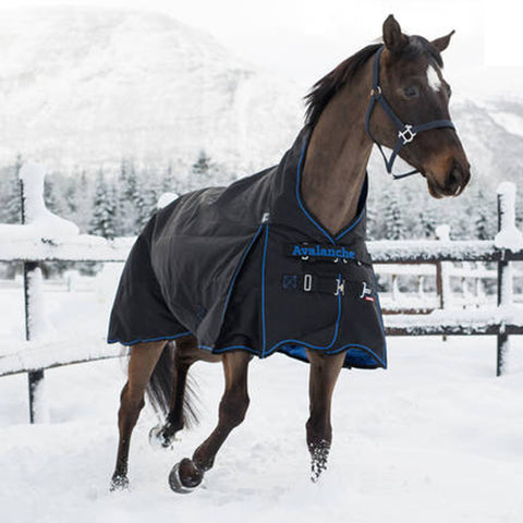 Horze Mid Neck Avalanche 1200D 0g Turnout