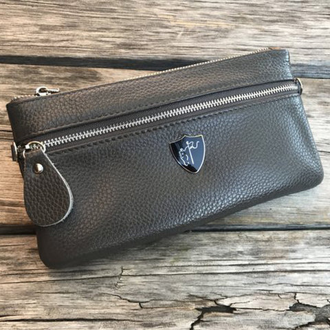 Black Knight Wristlet Wallet