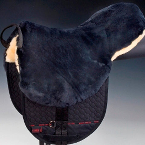 Christ Sheepskin Bareback Plus Pad