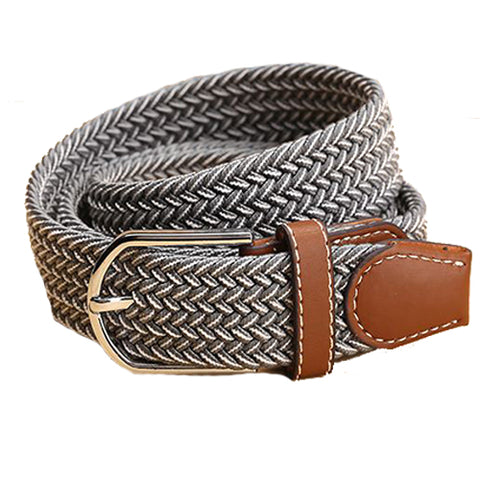Derby Belt Dapple Grey