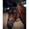 Equestrian Stockholm Chocolate Padded Ears Bonnet