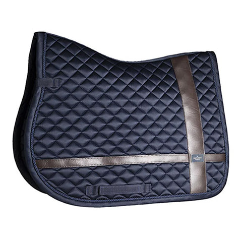 Equestrian Stockholm Leather Deluxe Jump Pad