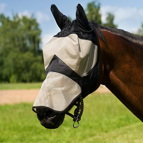 Ekkia Fly Mask Ears & Nose