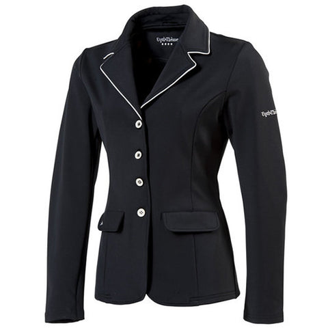 Equitheme Soft Light Show Jacket Black