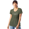 The Equestrian Life Tee - Green