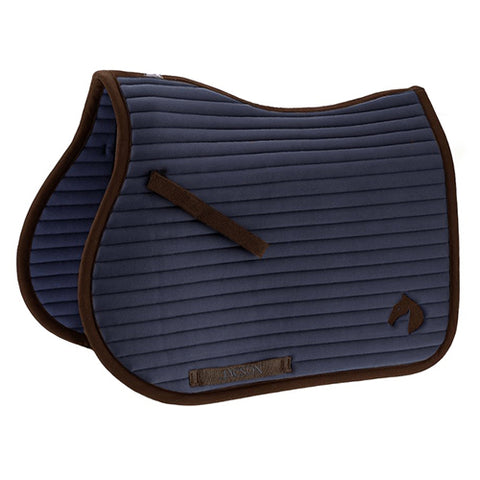 Jacson Seattle Jump Saddle Pad Navy