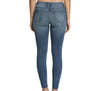 Jude Mid Rise Skinny Jean - Light Wash