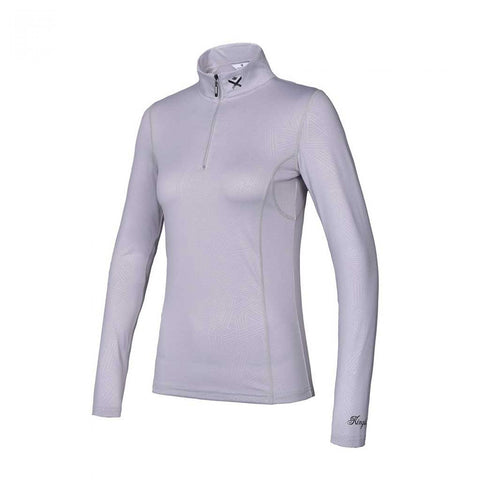 Kingsland Lacacia Tech Top - Grey