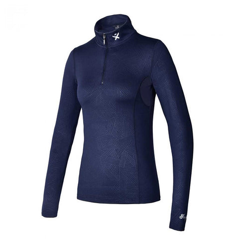 Kingsland Lacacia Tech Top - Navy