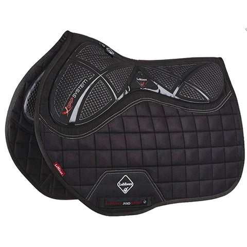 LeMiuex X-Grip Twin Jump Saddle Pad