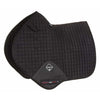 LeMieux ProSport Close Contact Suede Saddle Pad - Black