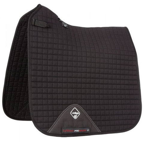 LeMieux ProSport Cotton Dressage Pad