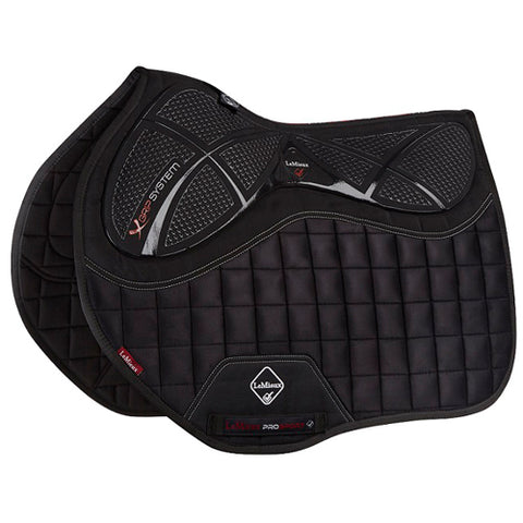 LeMieux X-Grip Euro Jump Saddle Pad
