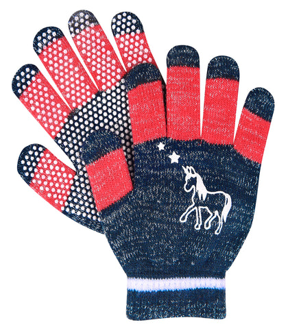 Waldhausen Kids Magic Unicorn Gloves