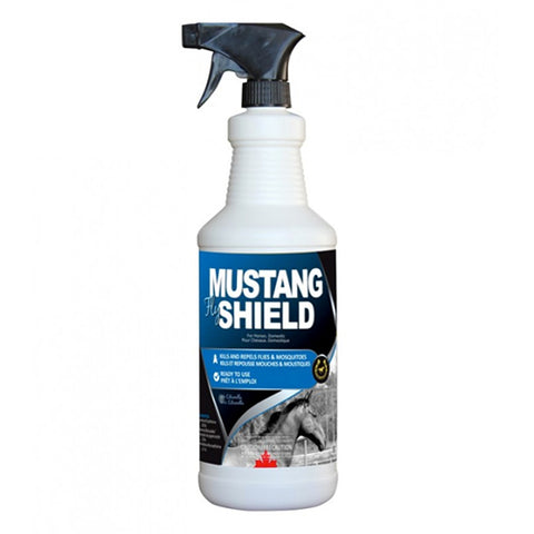 Mustang Fly Spray 1L
