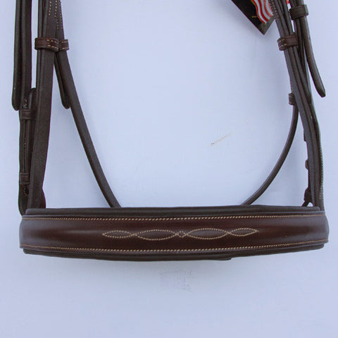 Ovation Wide Noseband Bridle