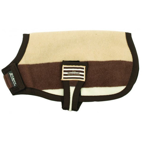 Rambo Dogware Newmarket Fleece Blanket- Brown