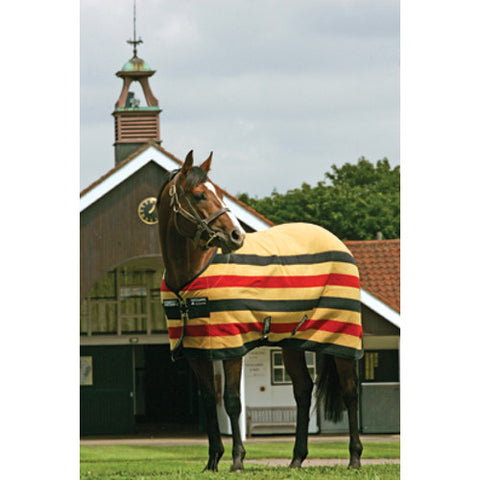 Rambo Newmarket Fleece Cooler Whitney Gold