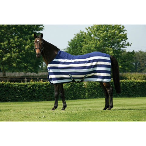 Rambo Newmarket Fleece Cooler Witney Navy
