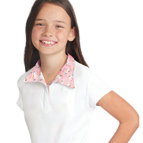 Childs Sarah Show Shirt Short Sleeve