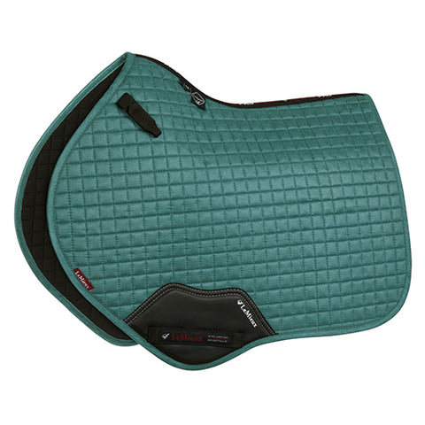 LeMieux ProSport Close Contact Suede Pad - Sage