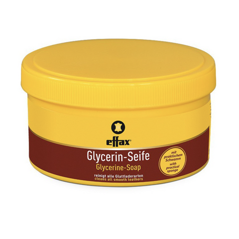 Effax Glycerine Saddle Soap