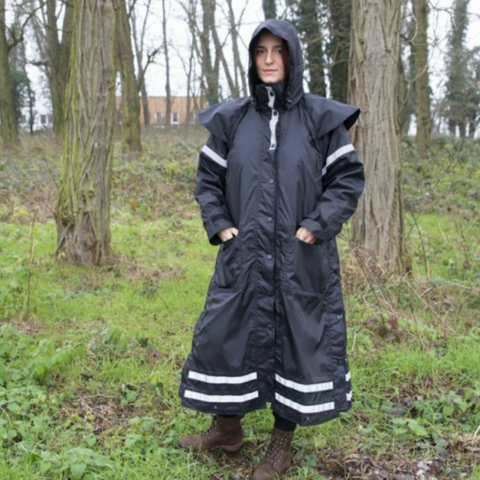 Equitheme Riding Rain Coat