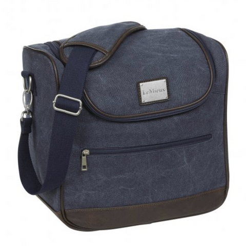 LeMieux Luxury Canvas Grooming Bag