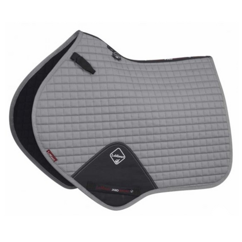 LeMieux Prosport Cotton Close Contact Pad - Grey