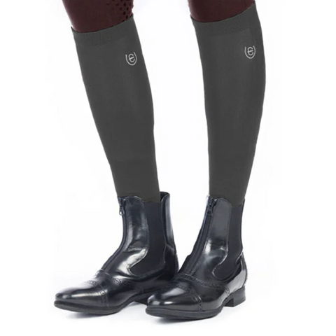Equestrian Stockholm Silver Cloud Riding Socks