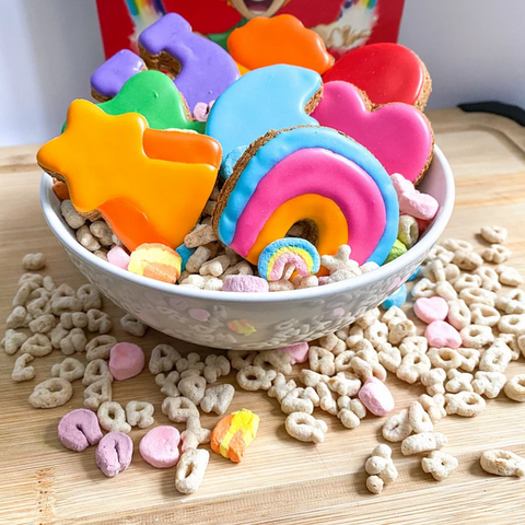 Lucky Charms Cookie Pack