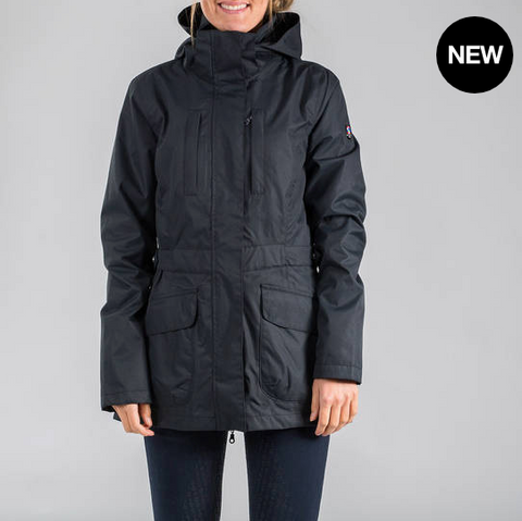Horze Jadine Waterproof Riding Jacket