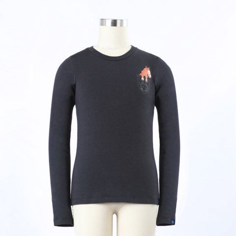 Irideon Pony Pocket Long Sleeve