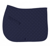 Centaur Everday Jump Saddle Pad - Navy/Navy
