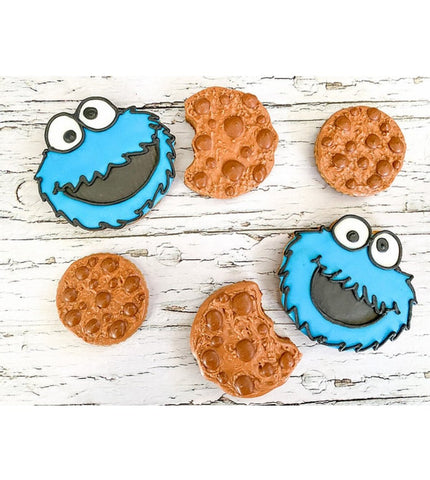 Cookie Monster Treats