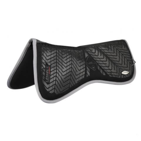 Sports Grip Memory Half Pad - Black