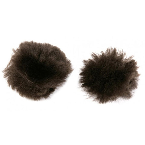 LeMieux Sheepskin Ear Plugs