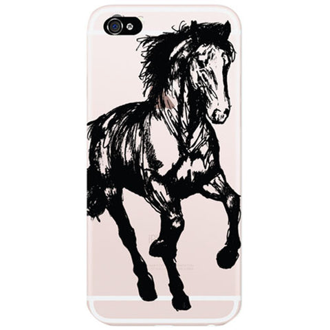 Spiced Equestrian Phone Case - Gallop