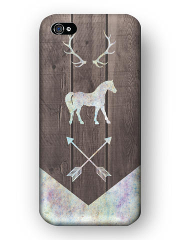 Spiced Equestrian Phone Case- Wildlands