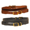 Tory Soft Padded Leather Collar