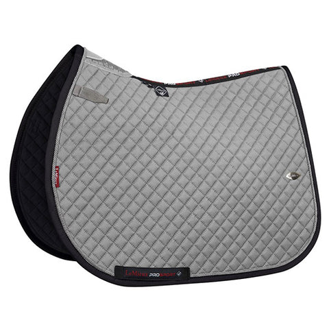 LeMieux Wither Relief Mesh Jumping Pad - Grey