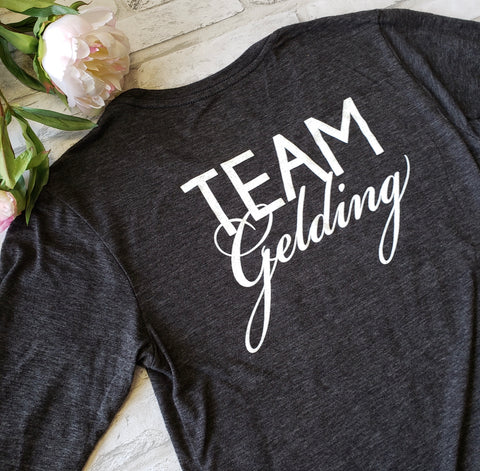 NEW Team Gelding Long Sleeve